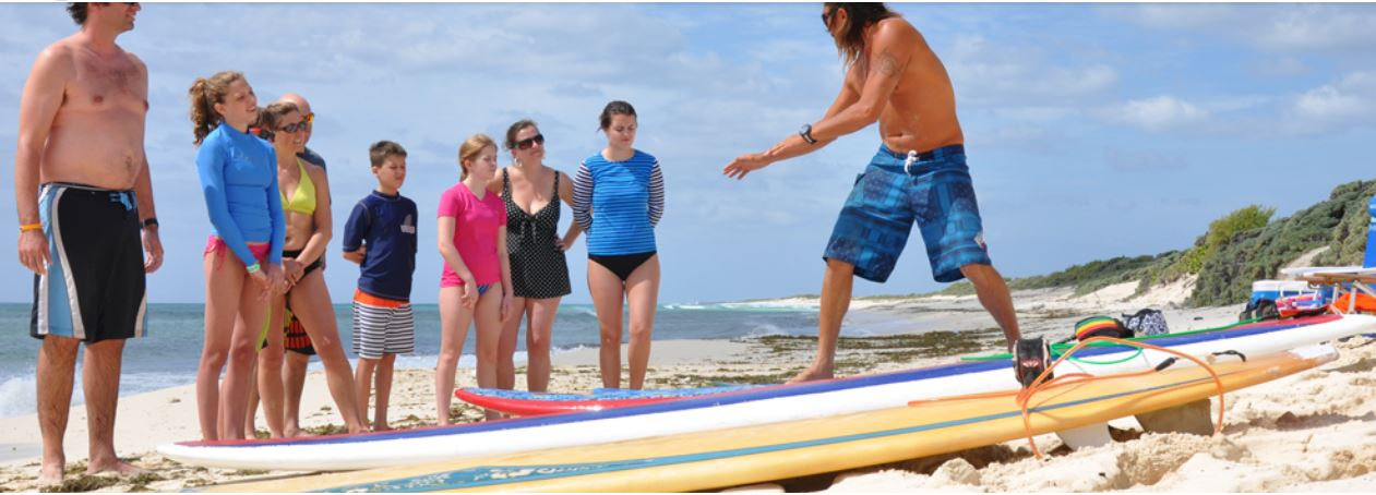 Cozumel Surfing School