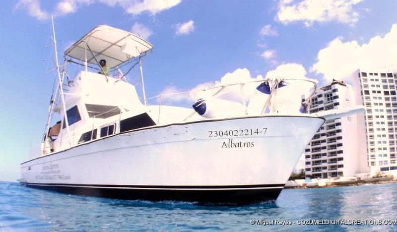 Albatros Charters Link